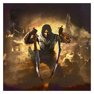 Prince of Persia. Размер: 60 х 60 см